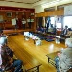古賀市社会福祉協議会依頼で70歳以上の方にハンドトリートメント1日ボランティアを行いました
