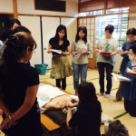 頚~顔の筋肉アプローチのやり方 6/21 くるりんぱ