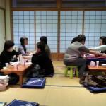 ボランティア活動「こやのせマルシェ」イベントに参加しました。3/2