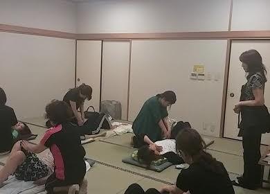 きたりんぱ 腹部と脚の復習 kanamitu 2015.6.20 2
