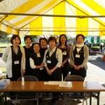 2015' ボラボラりんぱの会in 宮若ふるさと祭
