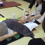 お顔の復習と基本のタオルワーク《きたリンパ》11/18