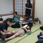タッチングケアの効果と脚の基礎練習《くるりんぱ》10/29