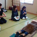 リンパマッサージ基本の【キ】背面編《くるりんぱ》4/15