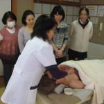 テクニカルセラピストのための勉強会in北九州 リンパ顔とデコルテ