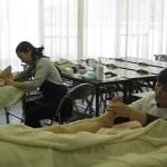 テクニカルセラピストのための勉強会in北九州 リンパ脚