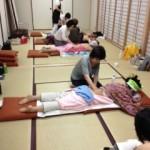 美姿勢の作り方&背中トリートメントの復習:56会 7/26(金)