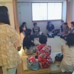 今年度初めてのボラボラリンパの会、ボランティアミーティング